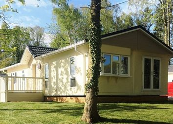 Thumbnail 2 bedroom mobile/park home for sale in Saltmarshe Park, Stourport Road, Bromyard