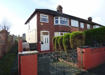 Thumbnail 3 bed terraced house for sale in Fenton Avenue, Hazel Grove, Stockport