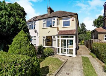 Thumbnail 3 bed semi-detached house for sale in Newstead Rise, Caterham, Surrey