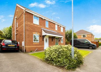 Thumbnail 2 bed semi-detached house to rent in Darley Avenue, Warrington