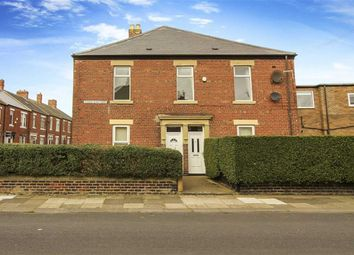 Thumbnail 3 bed flat for sale in Lovaine Place West, North Shields, Tyne And Wear