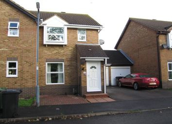Thumbnail 2 bed terraced house for sale in St. Matthews Close, Evesham