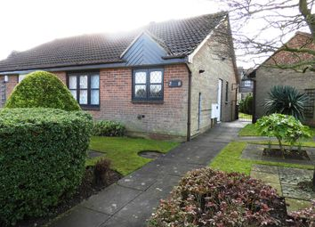 Thumbnail 2 bedroom semi-detached bungalow for sale in Gleneagles Drive, Kirkby-In-Ashfield, Nottingham