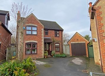 4 bed detached house for sale in Robert Sparrow Gardens, Crowmarsh Gifford, Wallingford OX10