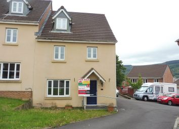 Thumbnail 4 bed semi-detached house for sale in Glas Y Gors, Cwmbach, Aberdare