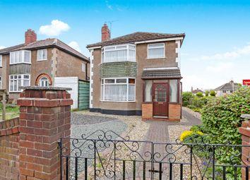 Thumbnail 3 bedroom detached house for sale in Moreton Road, Bushbury, Wolverhampton