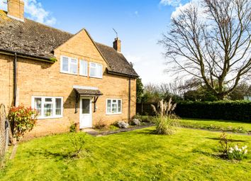 Thumbnail 3 bed end terrace house for sale in Uffington Road, Barnack, Stamford