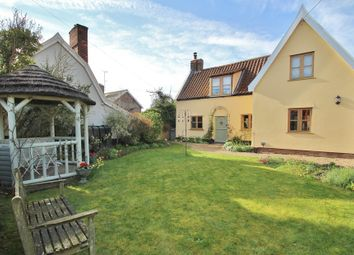 Thumbnail 3 bed detached house for sale in Elmswell Road, Wetherden, Stowmarket