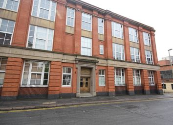 Thumbnail 2 bedroom flat for sale in Marquis Street, Leicester
