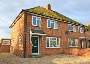 Thumbnail 3 bed semi-detached house for sale in Orchard Close, Cottenham, Cambridge