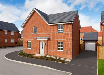 "Thumbnail 4 bed detached house for sale in ""Alderney"" at Rydal Terrace, North Gosforth, Newcastle Upon Tyne"