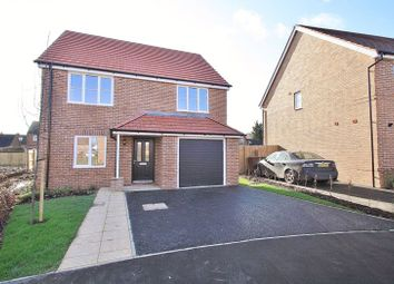 Thumbnail 4 bed detached house for sale in Celsea Place, Cholsey, Wallingford