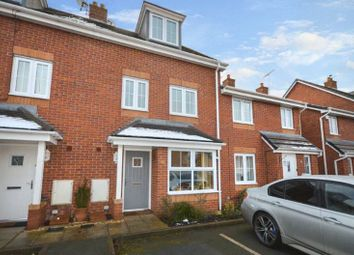 Thumbnail 4 bed terraced house for sale in 81 Jackson Avenue, Nantwich
