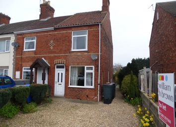 Thumbnail 2 bed semi-detached house to rent in Wyberton West Road, Wyberton, Boston