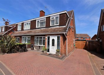 Thumbnail 3 bed semi-detached house for sale in Brockeridge Close, Willenhall