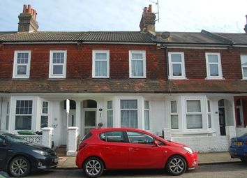 Thumbnail 2 bed terraced house to rent in Dursley Road, Eastbourne
