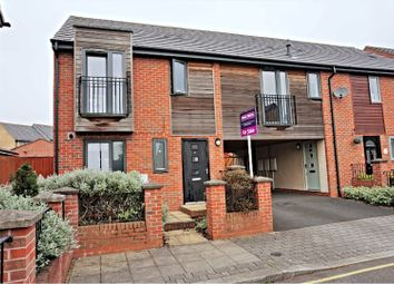 Thumbnail 3 bed semi-detached house for sale in Rosedawn Close West Hanley, Stoke-On-Trent