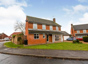 Thumbnail 5 bed detached house for sale in Rectory Meadow, Southfleet, Kent