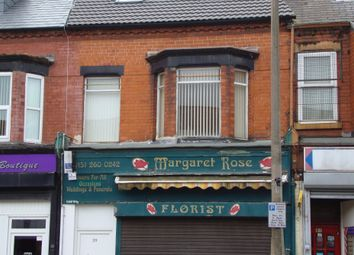 Thumbnail 3 bed flat to rent in Priory Road, Liverpool