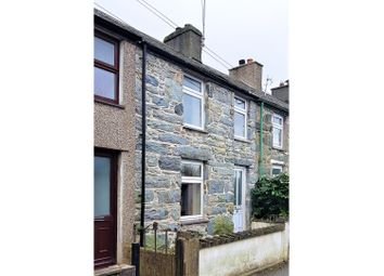Thumbnail 2 bed terraced house for sale in High Street, Bangor