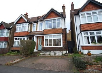 Thumbnail 4 bed semi-detached house to rent in Purley Oaks Road, Sanderstead, South Croydon