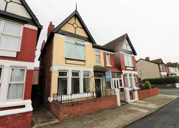 Thumbnail 4 bed semi-detached house for sale in Shiel Road, Wallasey