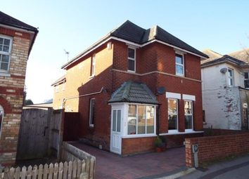 Thumbnail 3 bedroom detached house for sale in Kings Park, Bournemouth, Dorset