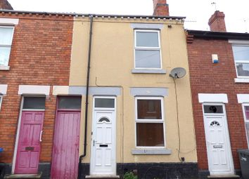 Thumbnail 2 bed end terrace house to rent in Hall Street, Alvaston, Derby