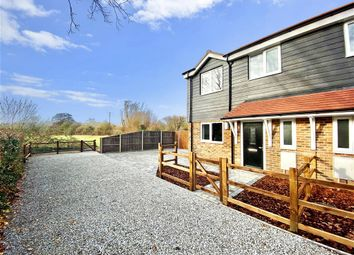 Thumbnail 3 bed semi-detached house for sale in The Street, Ulcombe, Maidstone, Kent