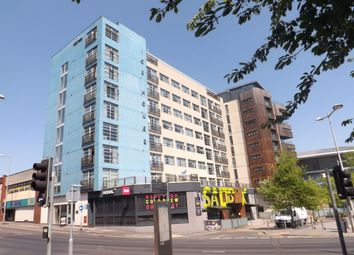 Thumbnail 2 bed flat for sale in Belward Street, Nottingham