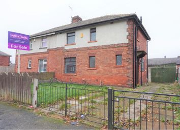 Thumbnail 3 bed semi-detached house for sale in Freshfield Avenue, Manchester