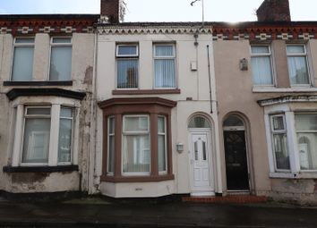 Thumbnail 3 bed terraced house to rent in Daisy Street, Kirkdale, Liverpool