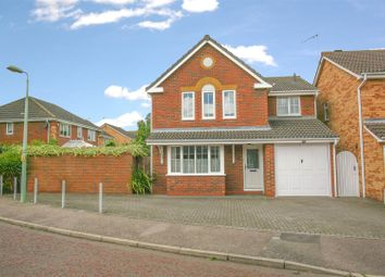 Thumbnail 4 bed property for sale in Woodrush Road, Purdis Farm, Ipswich