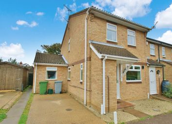 Thumbnail 4 bed end terrace house for sale in Arthurton Road, Spixworth, Norwich