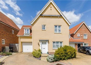 Thumbnail 3 bedroom detached house for sale in Cyprian Rust Way, Soham, Ely