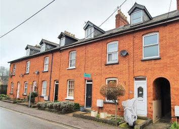 Thumbnail 3 bed terraced house for sale in Melbourne Street, Tiverton, Devon