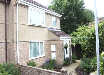 Thumbnail 3 bed end terrace house for sale in Churchlands Road, Woolwell, Plymouth