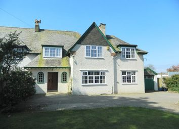 Thumbnail 4 bed property for sale in Pendarves Road, Camborne