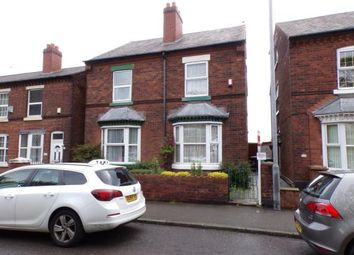 Thumbnail 3 bed semi-detached house for sale in Beacon Street, Walsall, .