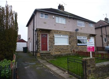 Thumbnail 3 bed semi-detached house for sale in Templars Way, Bradford