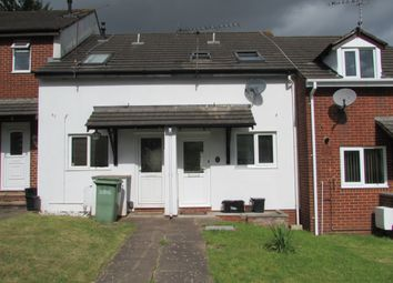 Thumbnail 1 bed terraced house to rent in Glebeland Way, Veille Park, Torquay