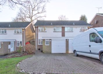 Thumbnail 3 bed semi-detached house for sale in Fyeford Close, Rownhams, Hampshire