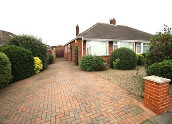 Thumbnail 2 bed bungalow for sale in Malvern Drive, Middlesbrough