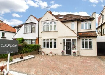 Thumbnail 6 bed semi-detached house for sale in Kings Avenue, Woodford Green
