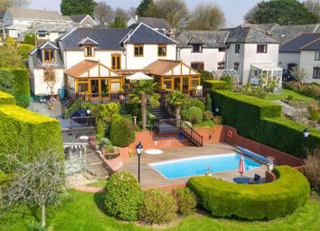 Thumbnail 4 bed detached house for sale in Hatshill Farm Close, Bickleigh, Plymouth