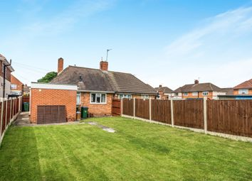 Thumbnail 1 bed semi-detached bungalow for sale in Elizabeth Avenue, Wednesbury