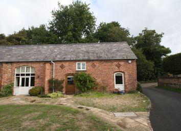 Thumbnail 2 bed barn conversion to rent in Burton, Tarporley