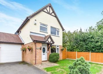 Thumbnail 3 bed link-detached house for sale in Farmbrook, Luton, Bedfordshire