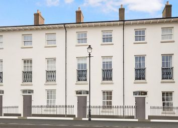 Thumbnail 4 bed terraced house for sale in Liscombe Street, Poundbury, Dorchester
