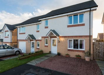 Thumbnail 3 bed property for sale in 60 Woodfoot Quadrant, Glasgow